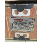 ปั๊มน้ำบาดาลพลังงานแสงอาทิตย์-TAYO-1100W-4SC6-84-96-1100 เครื่องมือการเกษตร