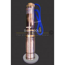 ปั๊มน้ำบาดาลพลังงานแสงอาทิตย์-TAYO-600W 3SC3-80-48-600 เครื่องมือการเกษตร