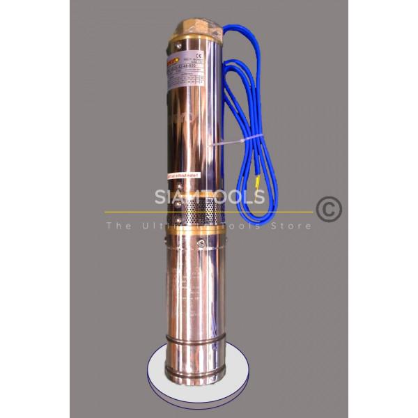 ปั๊มน้ำบาดาลพลังงานแสงอาทิตย์-TAYO-750W-4SC6-56-48-750 เครื่องมือการเกษตร