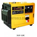 เครื่องปั่นไฟดีเซล 5GF-ME ,5GF-LDE ฮาร์ดแวร์
