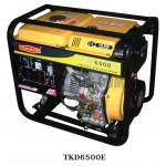 เครื่องปั่นไฟดีเซล TKD-6500E  ฮาร์ดแวร์