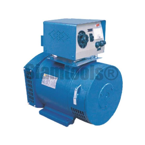 เครื่องปั่นไฟตู้เชื่อม SHIBA SD5-10KW. ฮาร์ดแวร์