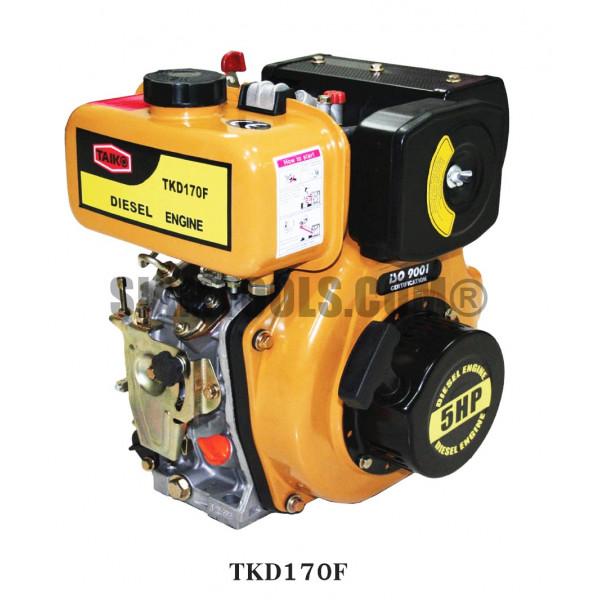 เครื่องยนต์ดีเซล TAIKO- TKD-170F (5.2HP) เครื่องมือการเกษตร