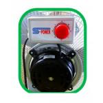 พัดลมอุตสาหกรรม FF-14809 ฮาร์ดแวร์