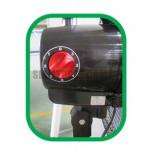 พัดลมอุตสาหกรรม FF-14709 ฮาร์ดแวร์