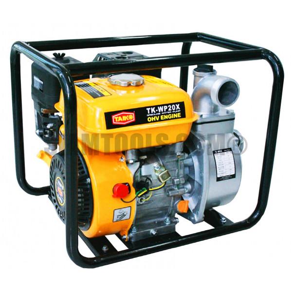 """ปั๊ม+ เครื่องยนต์ TAIKO TK-WP20X -(2"""") เครื่องมือการเกษตร"""