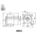 มอเตอร์ไฟฟ้า WIN-564060102-6 ฮาร์ดแวร์