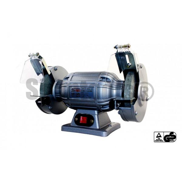 มอเตอร์หินไฟ S-Power-SP125/150W ฮาร์ดแวร์