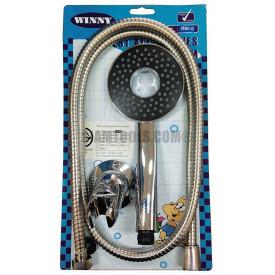 ฝักบัวอาบน้ำพร้อมสายอ่อนWinny-SE401-13  ประปา