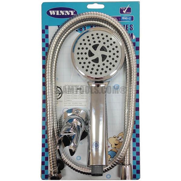 ฝักบัวอาบน้ำพร้อมสายอ่อนWinny-SE403-12 ประปา