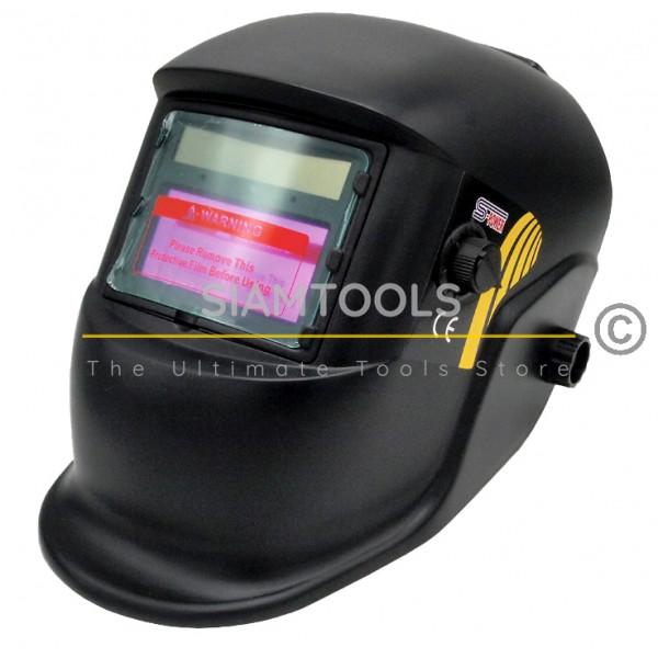 หน้ากากเชื่อมปรับแสงอัตโนมัติแบบ 2 ระบบ wh-201 ฮาร์ดแวร์