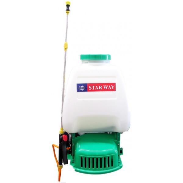 ถังพ่นยาสะพายใช้แบตเตอรี่ ST-768 เครื่องมือการเกษตร