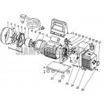 ปั๊มสูญญากาศ RS-1-(1.4HP) ฮาร์ดแวร์