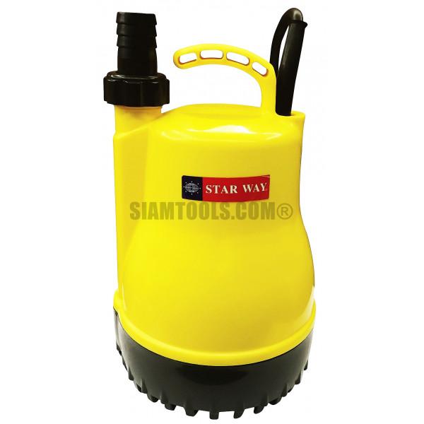 ปั๊มแช่พลาสติก SY100-1 เครื่องมือการเกษตร