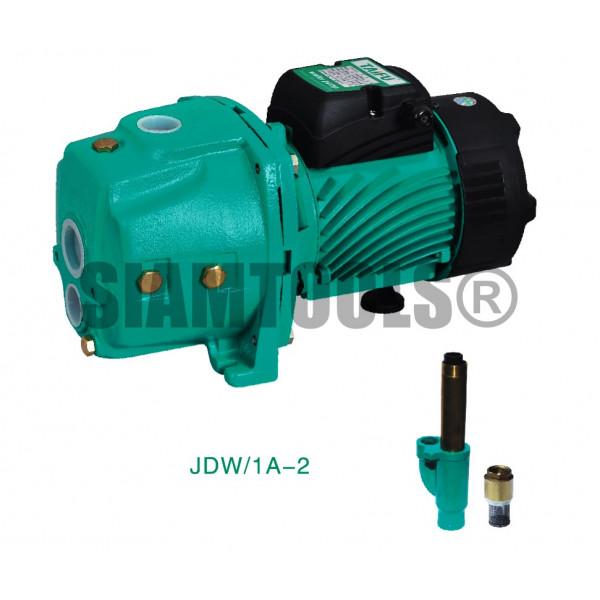 """ปั๊มเจ๊ทคู่ TAIFU -JDW/1A-2-1HP (1.25""""X1""""X1"""") เครื่องมือการเกษตร"""