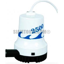 ปั๊มแช่แบตเตอร์รี่ WWWB-07302 (12V)/(24V) เครื่องมือการเกษตร
