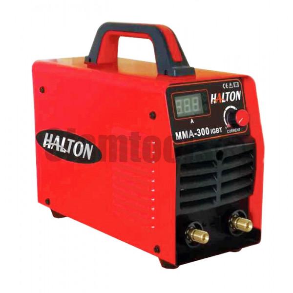เครื่องเชื่อมไฟฟ้า Inverte HALTON-MMA -300 ,350 ,400 ฮาร์ดแวร์