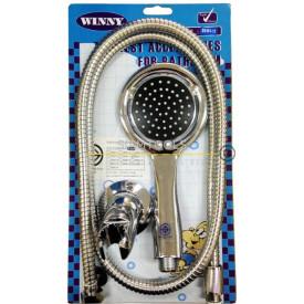 ฝักบัวอาบน้ำพร้อมสายอ่อน Winny-  SE401-1 ประปา