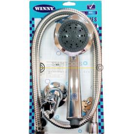 ฝักบัวอาบน้ำพร้อมสายอ่อน NAMI- SE405-2   ประปา