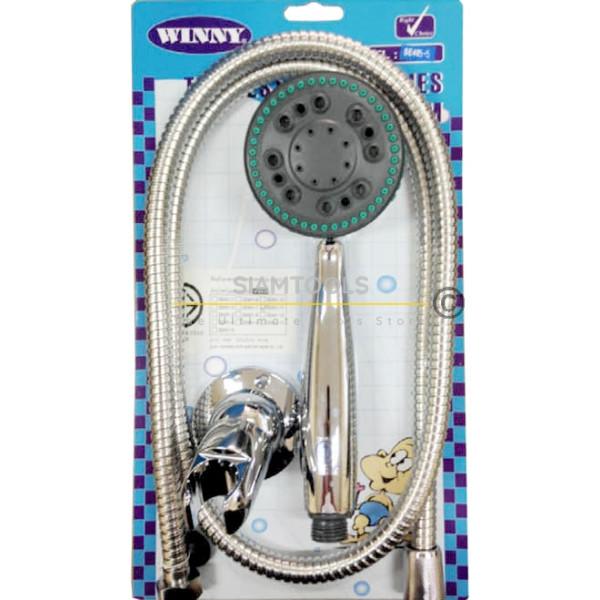 ฝักบัวอาบน้ำพร้อมสายอ่อนNAMI- SE405-1 ประปา