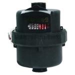 """มิเตอร์น้ำ มาตรวัดน้ำ แบบลูกสูบ PVC แนวตั้ง  1/2"""" TAYO LXHY-15 ประปา"""