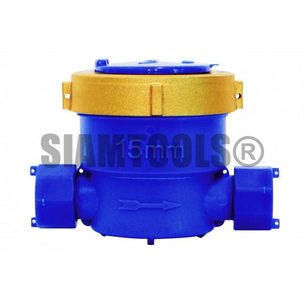 มิเตอร์น้ำ มารตวัดน้ำ ECO-SPP.มาตรฐานชั่งตวงวัด ประปา