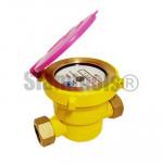 """มิเตอร์น้ำ มาตรวัดน้ำ ทองเหลือง -MGA15 (1/2"""") ประปา"""