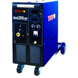 เครื่องเชื่อม MIG ระบบอินเวิร์ทเตอร์ ,TAYO  MIG200S ฮาร์ดแวร์