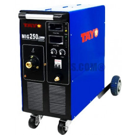 เครื่องเชื่อม MIG ระบบอินเวิร์ทเตอร์ ,TAYO  MIG250S ฮาร์ดแวร์