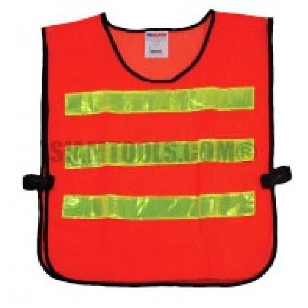 เสื้อนิรภัยสะท้อนแสงสีส้ม RY-SV045 ฮาร์ดแวร์