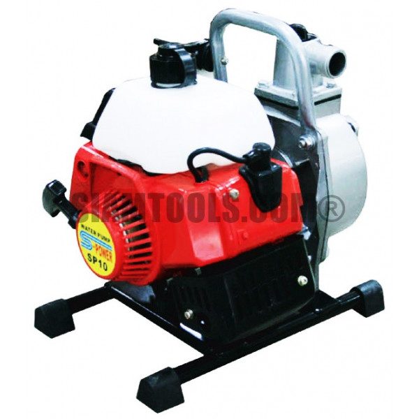 """ปั๊ม+เครื่องยนต์ S-Power SP-10-(1"""") เครื่องมือการเกษตร"""
