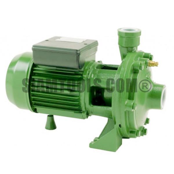 """ปั๊มหอยโข่งใบพัดคู่ (อิตาลี) BK100M , BK150M,BK200M-1, 1.5, 2HP-(1.1/4""""X1"""") เครื่องมือการเกษตร"""