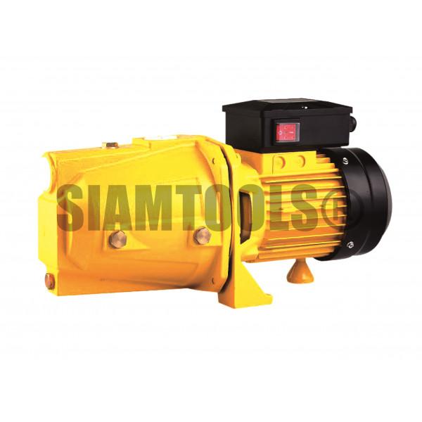 """ปั๊มเจ็ท ใบพัดทองเหลือง ขดลวดทองแดง TSM-100JA-1HP(1""""x1"""") เครื่องมือการเกษตร"""