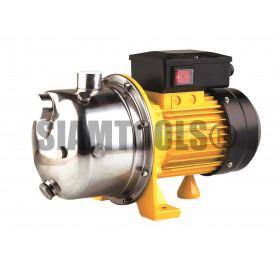 """ปั๊มเจ็ท ใบพัดทองเหลือง ขดลวดทองแดง TSM-100JS-1HP(1""""x1"""") เครื่องมือการเกษตร"""