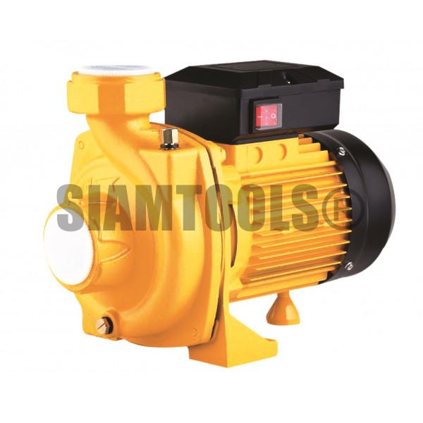 """ปั๊มหอยโข่ง ใบพัดทองเหลือง ขดลวดทองแดง-TSM-200M-2HP(2""""x2"""") เครื่องมือการเกษตร"""