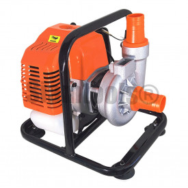 ปั๊มน้ำ+เครื่องยนต์เบนซิน (แรงส่งสูง)-S-POWER เครื่องมือการเกษตร
