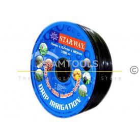 เทปน้ำหยด Starway-16200 เครื่องมือการเกษตร